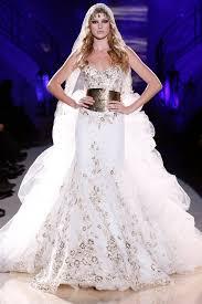 robe de mariã e haute couture robes de mariée haute couture printemps été 2011