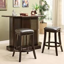 bar stools coaster fine furniture contemporary bar table set