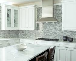 tiles backsplash kitchen remodel rustic cabinet grey and white