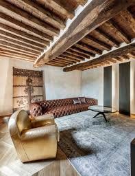Rustic Contemporary Living Room This Rustic Modern Home In Italy Is Impossibly Luxurious