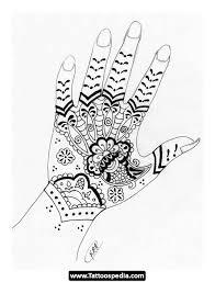 hand wrist finger tattoo design tattoomagz