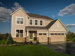 Home Design Architectural Series 3000 by Autumn Glen New Homes In Brownsburg In 46112 Calatlantic Homes