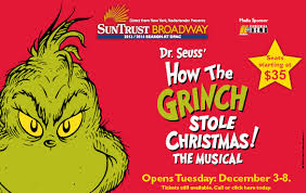 dr seuss how the grinch stole the musical brings the