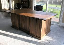 walnut desks custommade com
