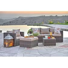 Inexpensive Patio Furniture Sets by Clearance Patio Furniture Sets Wayfair