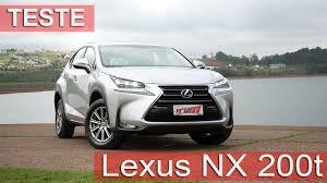 x3 o lexus nx lexus nx200t oferece design inovador e bom desempenho youtube