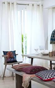Boho Window Curtains Boho Window Curtains Woodio