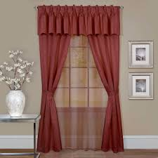 sheer curtains u0026 drapes window treatments the home depot