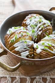 Potatoes As Main Dish - garlic butter hasselback potato garlic matters