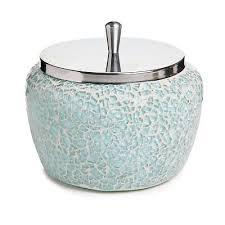 Mosaic Bathroom Accessories Sets by Aqua Mosaic Bathroom Accessories Collection On Ebay
