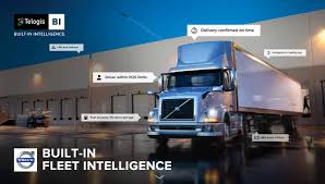 volvo trak volvo trucks fleet management software built in intelligence
