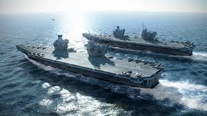 hi tech deck coating for hms queen elizabeth aircraft carrier