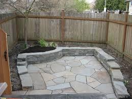Patio Designs Stone by Elegant Flagstone Patio Designs 17 Best Ideas About Flagstone