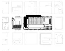 Phoenix Convention Center Floor Plan United States Courthouse Phoenix U2013 Richard Meier U0026 Partners