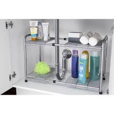 under sink organizers bathroom kitchen laundry room pantry
