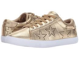 shoes gold at 6pm com
