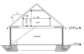 plans for garage garage plans 40 x 28 with loft pl21