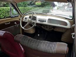1958 renault dauphine car picker renault dauphine interior images