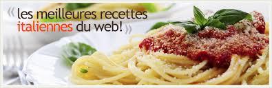 site de recette de cuisine cuisine italie recettes de cuisine italienne
