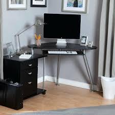 Black Corner Desk With Drawers White Corner Desks White Corner Desk With Shelves White Corner