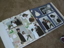 scrapbook for wedding how to make a wedding scrapbook