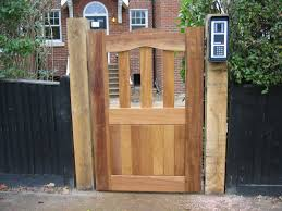 Pin By AC On Woodworking Pinterest Woodworking - Backyard gate designs
