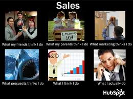 What I Actually Do Meme - sales what people think i do what i really do meme for hubspot