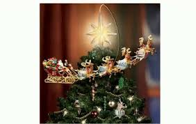 Outdoor Lighted Christmas Angels by Christmas Christmas Tree Toppers Decorations The Home Depot
