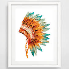 best american indian wall art products on wanelo