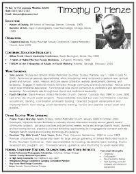 sample pastoral resume jay foster resume pdf pdf archive senior