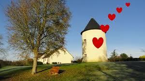 chambre d hote tour la tour chambre d hôtes insolite prête pour la valentin