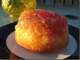 the feauxcajun kitchen mini pineapple upside down cakes