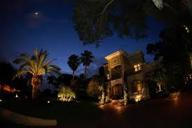 professional landscape lighting design in lake mary fl