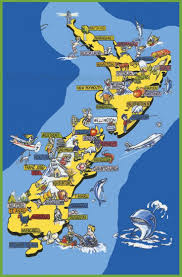 best 25 map new zealand ideas on pinterest nz holidays 2016