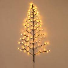indoor lighted trees ebay
