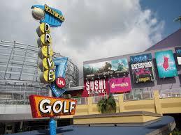 Citywalk Orlando Map Hollywood Drive In Mini Golf Honeymoon Pinterest Golf Putt