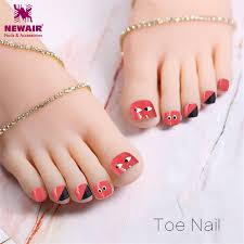 online buy wholesale red toe nail designs from china red toe nail