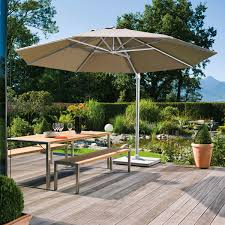 Patio Table Parasol by