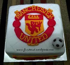 manchester united birthday cake this manchester united birthday