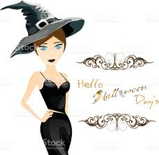 fashion halloween background pictures halloween background with funny stock vector art 518722967