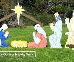 outdoor nativity sets outdoor wooden nativity set outdoor nativity set yard nativity