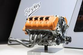 koenigsegg engine spyker announces engine supply agreement spykercars