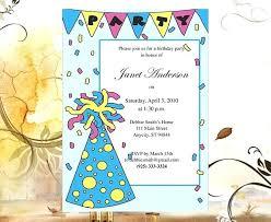 invitations maker birthday invitations maker plus birthday party invitation 1st
