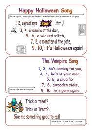 41 free esl monsters worksheets