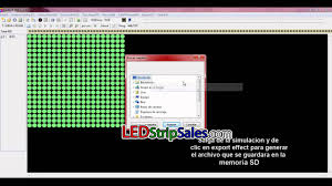 light o rama software for mac how to use lededit 2013 software to control programmable pixel