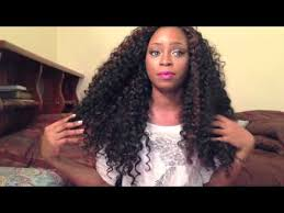 types of freetress braid hair hair review crochet braids with freetress gogo curl youtube