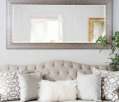 livingroom mirrors living room mirrors contemporary mirror in ideas best on sofa 13