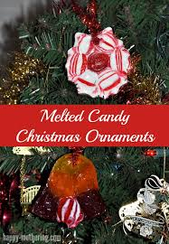 melted ornaments happy mothering