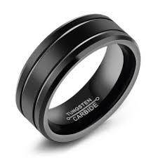 cincin tungsten carbide jual pria fashion cincing zuncle terbaru lazada co id