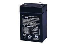 bl645 batteries emergency lights co